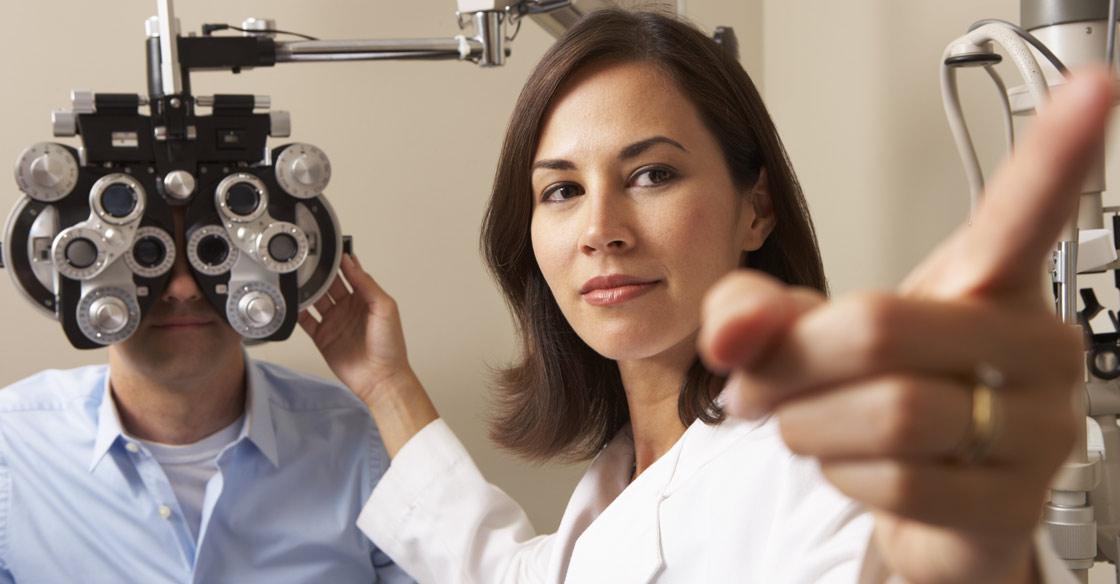 vision care optometrist
