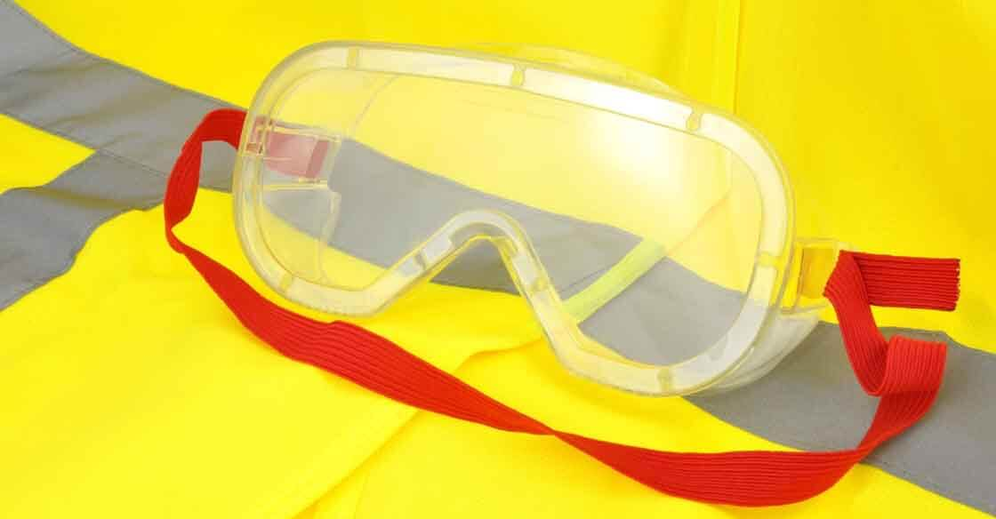 prevent eye injury