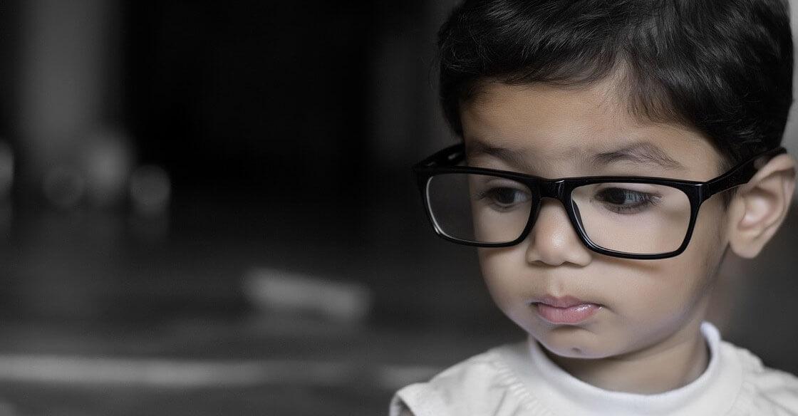 eye exam for children