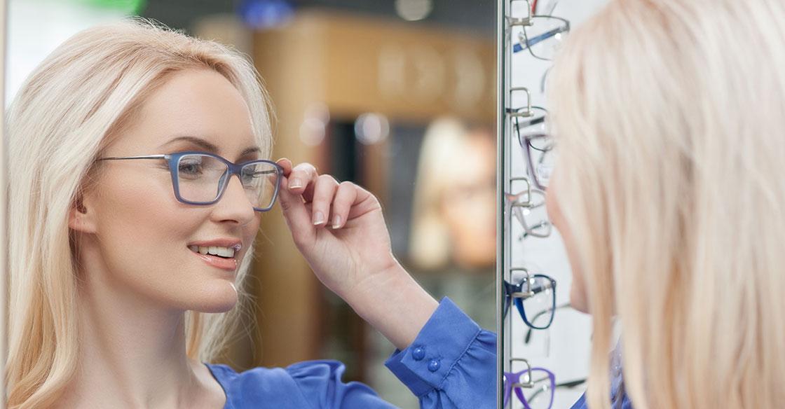 Eyeglass fashions for Fall